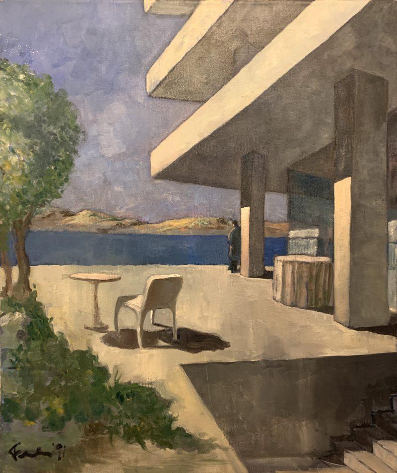 The Poet's Villa