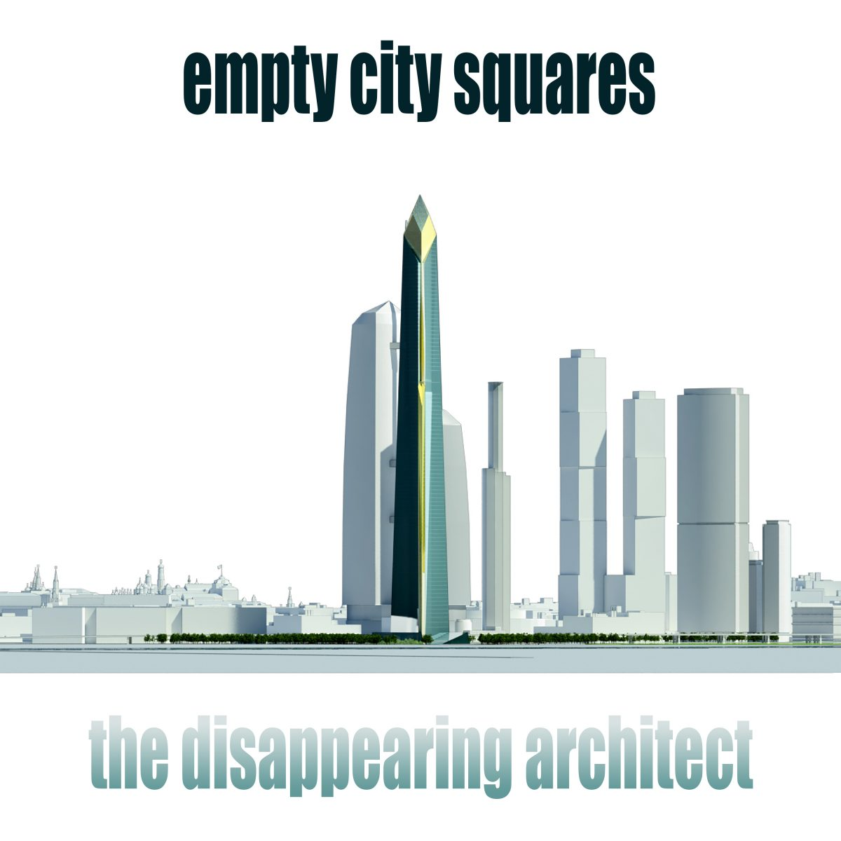THE DISAPPEARING ARCHITECT