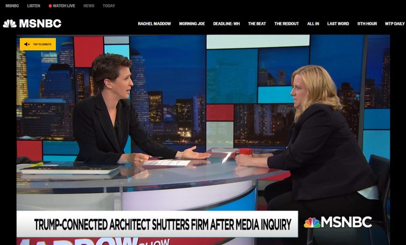 "VIDEO DISCUSSING MY ""DISAPPEARANCE"" STILL ON MSNBC's websites!"